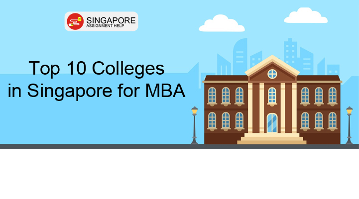 Top 10 Colleges in Singapore for MBA