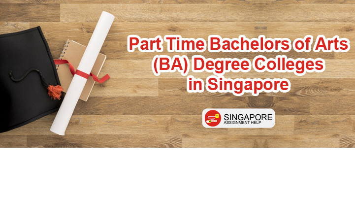 Part Time BA Degree Colleges in Singapore