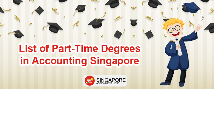 Part-Time Degrees in Accounting