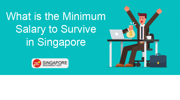 Minimum Salary to Survive in Singapore