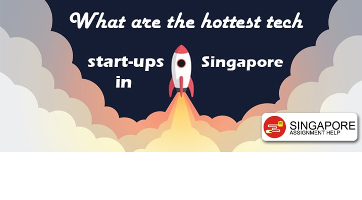 What are the hottest tech start-ups in Singapore?
