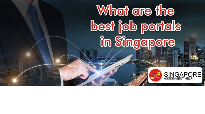 What are the best job portals in Singapore