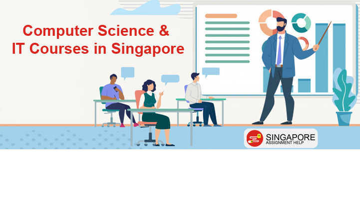 Computer science & IT courses in Singapore