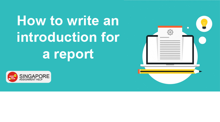 How to write an introduction for a report