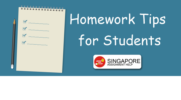 Homework Tips for Students