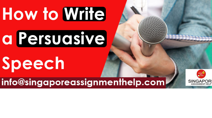 How to Write a Persuasive Speech Step By Step