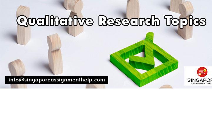 Qualitative Research Topics