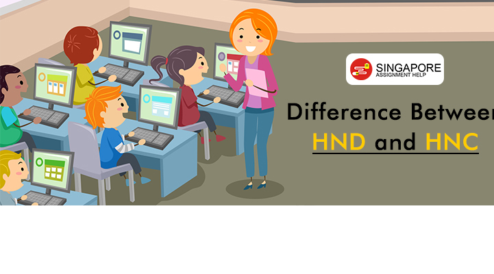 Difference Between HND and HNC