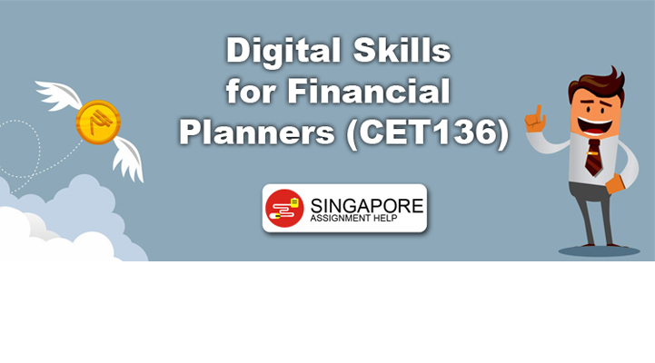 Digital Skills for Financial Planners (CET136)