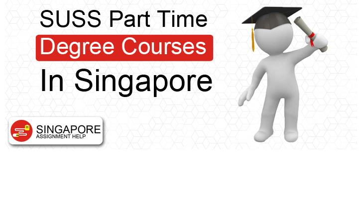 SUSS Part Time Degree Courses In Singapore