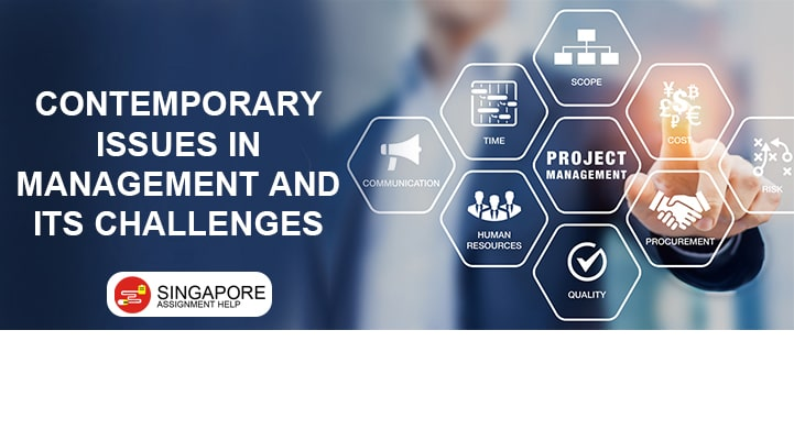 Contemporary Issues in Management and Its Challenges