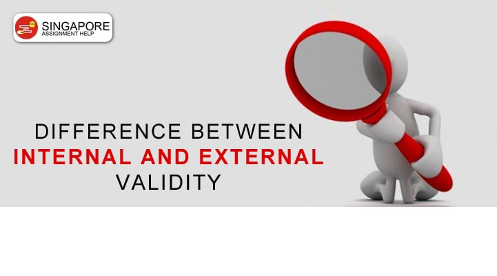 Difference between Internal and External Validityv