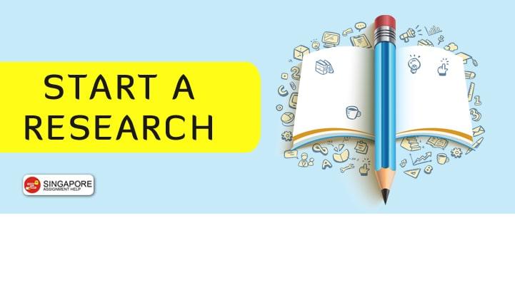 Start a Research