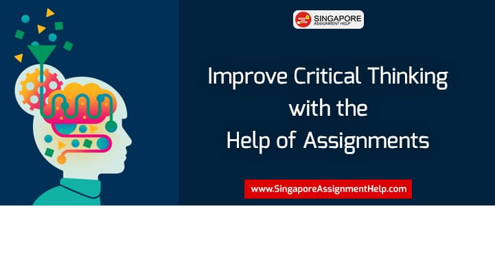 Improve Critical Thinking with the Help of Assignments
