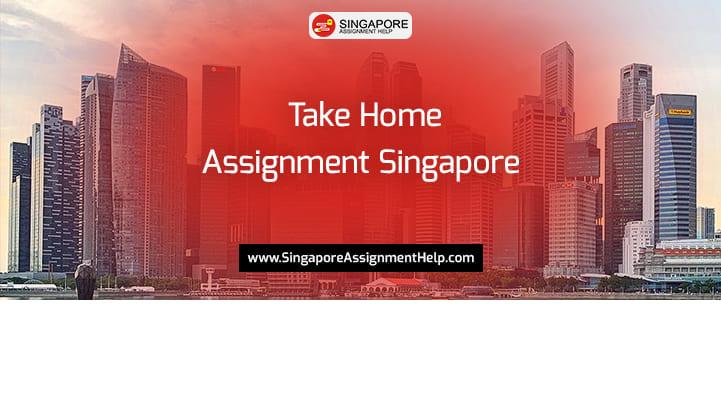 Take Home Assignment Singapore