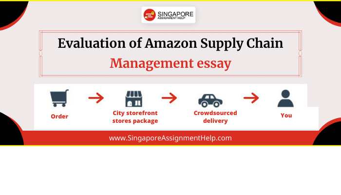 Evaluation of Amazon Supply Chain Management essay